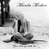 Manda single cover-9118 BW